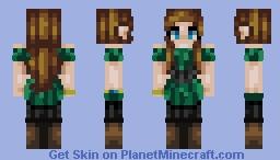 Experimental girl ɮʏ ɛɖɛʟɛաɨʟʟ Minecraft Skin