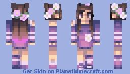 Ally Cat 🐱 Minecraft Skin