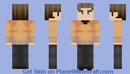 Captain Kirk | Star Trek | Into Darkness | Request Minecraft Skin