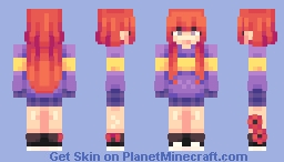 Fruity Flavors Minecraft Skin