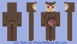 Bowelbear Minecraft Skin