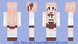 Mascot ; Eri Minecraft Skin