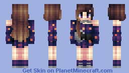 Memora | come see about me Minecraft Skin