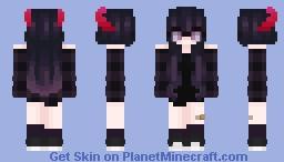 Jams devil Minecraft Skin