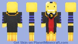 Koro Sensei Minecraft Skin