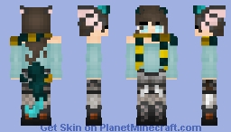 Kristen! Minecraft Skin