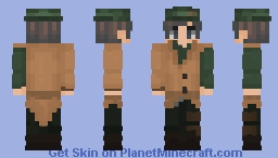 MacCready Minecraft Skin