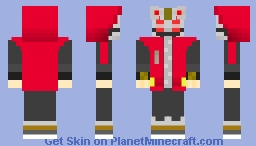 Fortnite Battle Royale Drift Skin Minecraft Skin