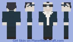 Corporate Giant Minecraft Skin