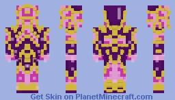 Galaxy Explorer [3D] || Nulllifier || Minecraft Skin