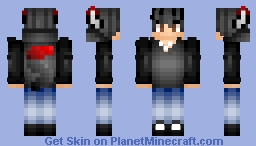 For Star =~= Minecraft Skin