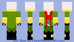 Mysterio MCU (concept art) Minecraft Skin