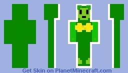Meet Pillow ~ 𝕄𝕪𝕤𝕥𝕚𝕔𝕄𝕒𝕣𝕚𝕟𝕖𝕠𝕟 ~ Toy Chest Entry Minecraft Skin