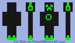 DJCREEPY Minecraft Skin