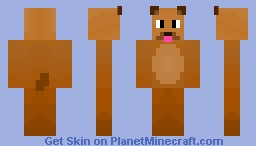 Teddy Dog Minecraft