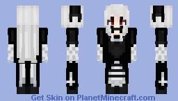 Suigintou ~ Rozen Maiden Minecraft Skin