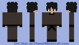 icy Minecraft Skin