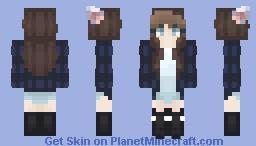 Yes, let me die first :> (Remake) Minecraft Skin