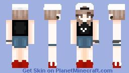 Vkook II Aliah II BTS Minecraft Skin