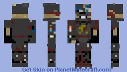 ScrapSilver Minecraft Skin
