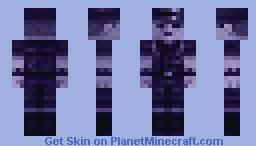 Drzzter Minecraft Skin