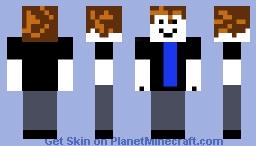 Roblox Bacon Hair Minecraft Skin