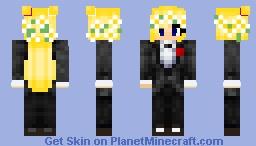 The Best Man Minecraft Skin