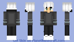 No Tears Left To Cry Minecraft Skin