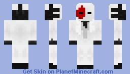 WildCard (Fortnite) Minecraft Skin