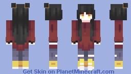 Eraser. Minecraft Skin
