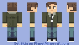 Peter Parker (without suit) | Spider-Man | New-York Minecraft Skin