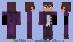 Cael Ladveer - Another Remake Minecraft Skin