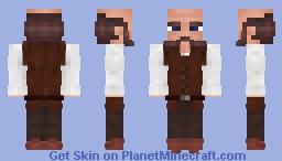 Gregor Trustram Minecraft Skin