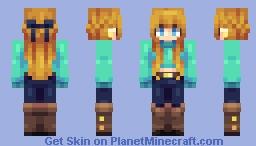 Lilypads Minecraft Skin