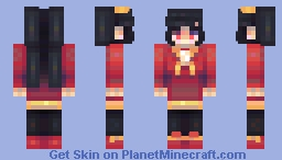 ashley [warioware] Minecraft Skin