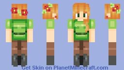 Alex 2.O Minecraft Skin