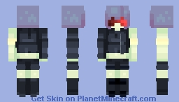 ``Target Acquired´´ Minecraft Skin
