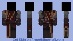 Battlemage :: Lanthyr Minecraft Skin
