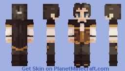 Cyrus Minecraft Skin