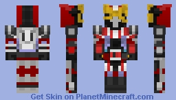 Kamen Rider GEIZ どらいぶ_Armor