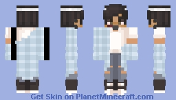 Ken's Brand New Outfit(1, Use as a Npc) Minecraft Skin