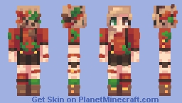 autumn thing Minecraft Skin