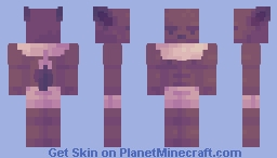 higher Minecraft Skin