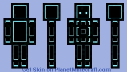 For all you Guys !!!! Minecraft Skin