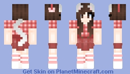 Request for Nekomimi_kittichan Minecraft Skin