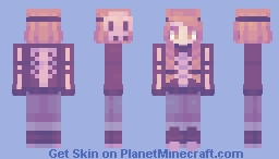 there for you Minecraft Skin