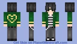 Random Person #18 - JaxSkins - Series 4 Minecraft
