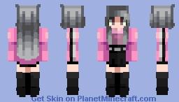 ~✿~ Misuki Minecraft Skin