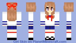 Yandere Girl Minecraft