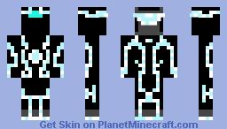 Nebris (old skin) Minecraft Skin